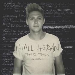 View album Niall Horan - This Town (Remixes) - EP