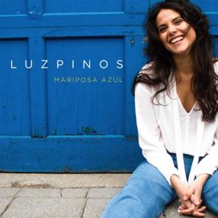Mariposa Azul – Luz Pinos