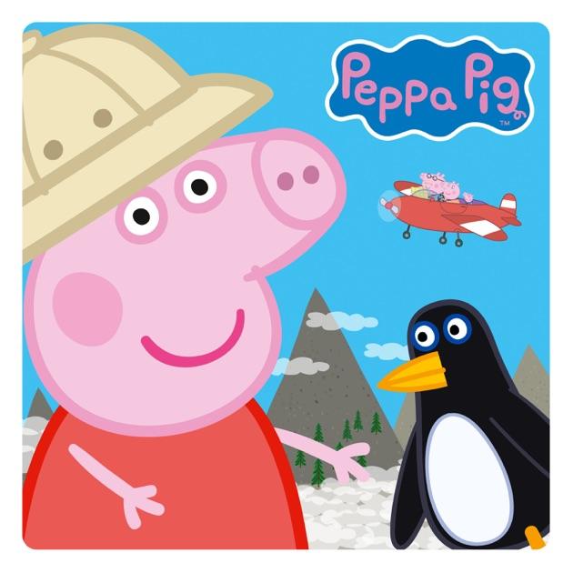 Peppa Pig, Around The World On ITunes