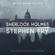 Arthur Conan Doyle & Stephen Fry - introductions - Sherlock Holmes: The Definitive Collection  (Unabridged)