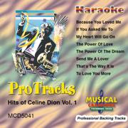 Celine Dion (Karaoke) - Musical Creations Karaoke - Musical Creations Karaoke