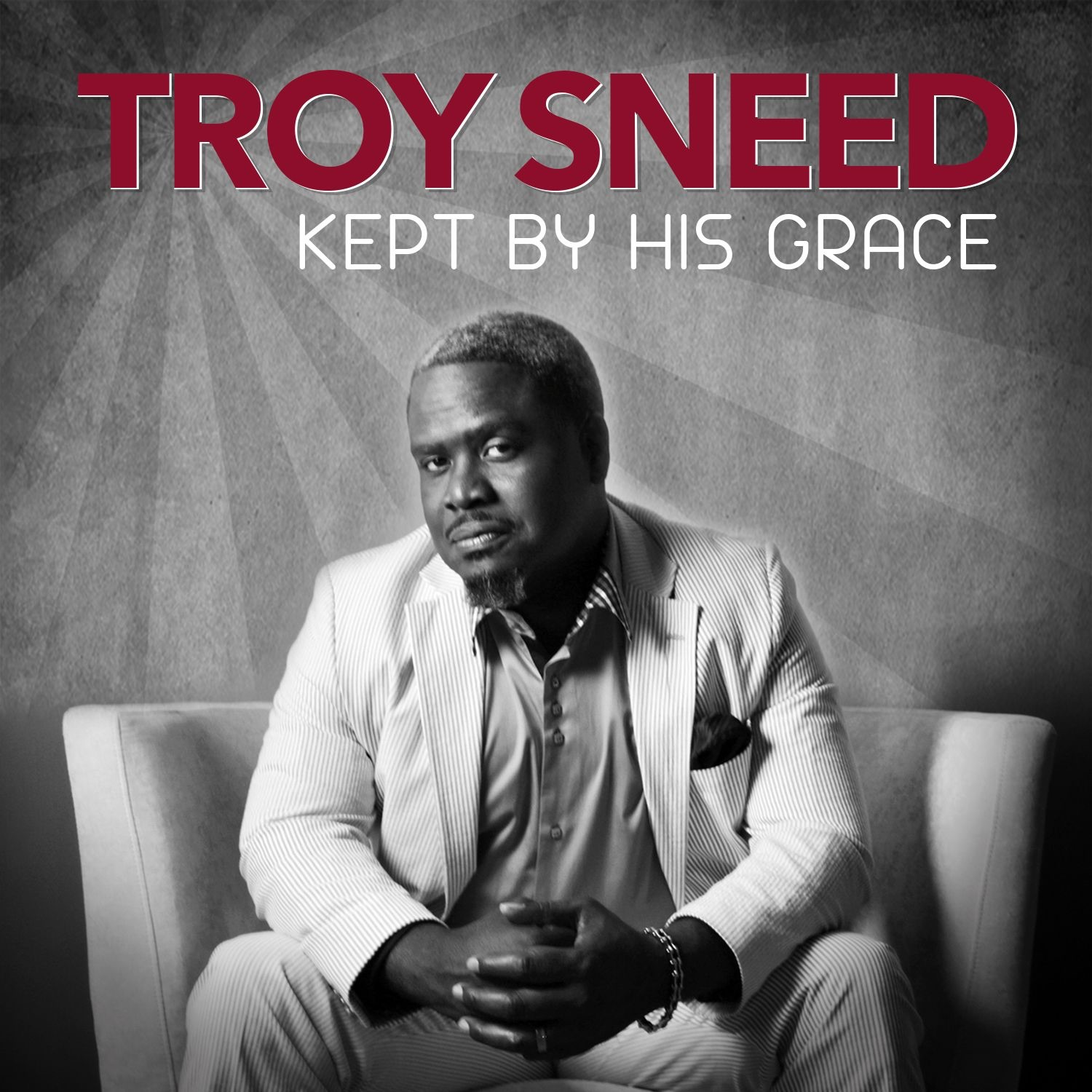 Kept by His Grace - Single