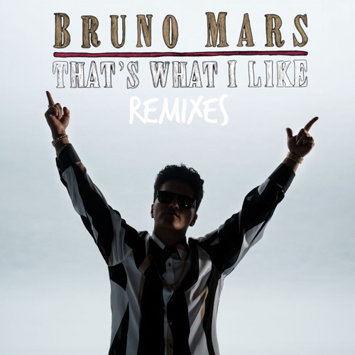 Bruno Mars - That's What I Like (Alan Walker Remix) - Single