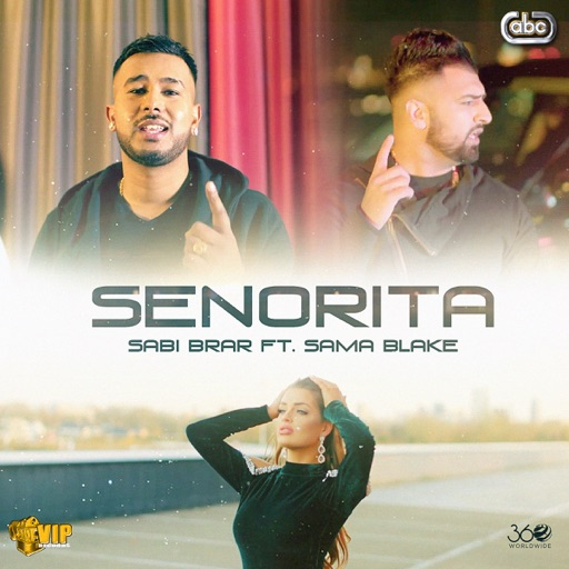 Senorita (feat. Sama Blake) - Single