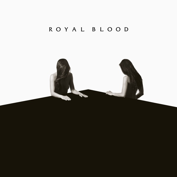 How Did We Get So Dark? Royal Blood album cover
