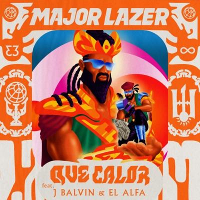 Que Calor (feat. J Balvin & El Alfa) - Single - Major Lazer
