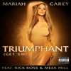 Triumphant Get Em feat Rick Ross Meek Mill Single