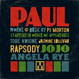 NEW! Hot PJ Morton - PAUL Album [Full Download 2019 - Big Bore AR
