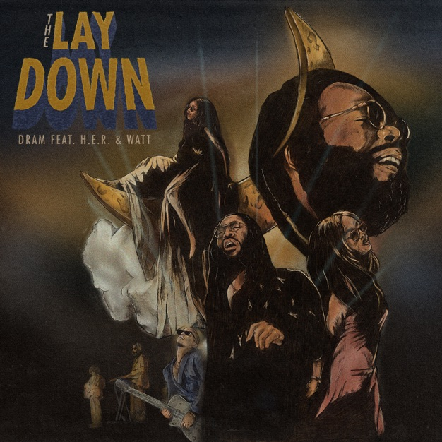 DRAM – The Lay Down (feat  H E R  & watt) – Single [iTunes Plus AAC