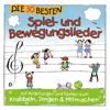 Simone Sommerland, Karsten Glück & Die Kita-Frösche - Die 30 besten Spiel- und Bewegungslieder Grafik