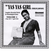 The Yas Yas Girl (Merline Johnson) - I'd Rather Be Drinking Muddy Water, No. 2