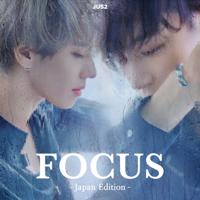 Jus2 - FOCUS ON ME -Japanese ver.- artwork