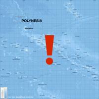 Gazzelle - Polynesia artwork