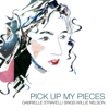 Gabrielle Stravelli - Pick up My Pieces: Gabrielle Stravelli Sings Willie Nelson  artwork