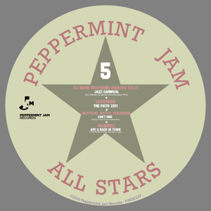 Various Artists - Peppermint Jam Allstars 5