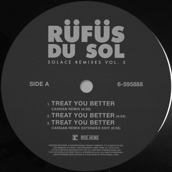 Solace Remixes, Vol. 5 - Single
