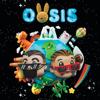 J Balvin & Bad Bunny - QUÉ PRETENDES portada