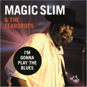 Magic Slim & The Teardrops - That Will Never Do (Live)