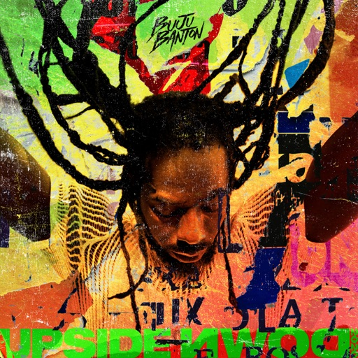 Art for Blessed by Buju Banton