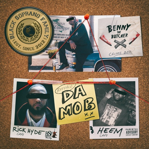 Benny the Butcher, Rick Hyde & Heem – Da Mob [iTunes Plus AAC M4A]
