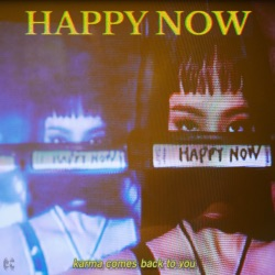 Download [single] ha:tfelt – happy now (mp3 + itunes plus