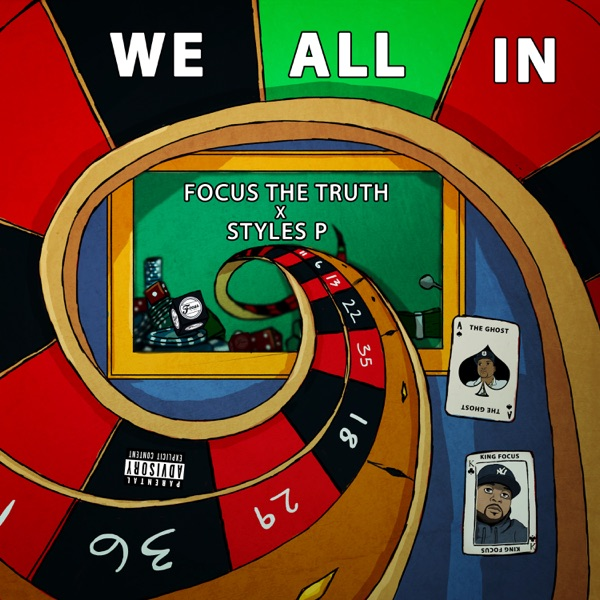 We All In (feat. Styles P) - Single