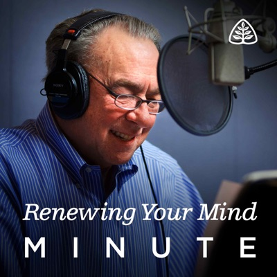 Renewing Your Mind Minute with R.C. Sproul