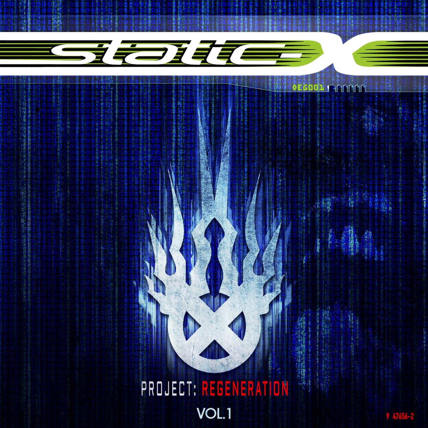 Static-X - Project Regeneration Vol.1 (2020)