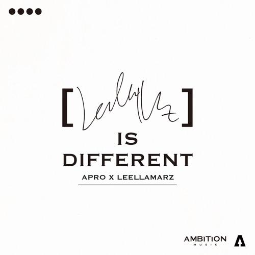 LeellaMarz & Apro – [ LEELLAMARZ ] IS DIFFERENT. – EP