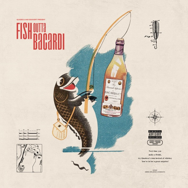 Fish Outta Bacardi - Single