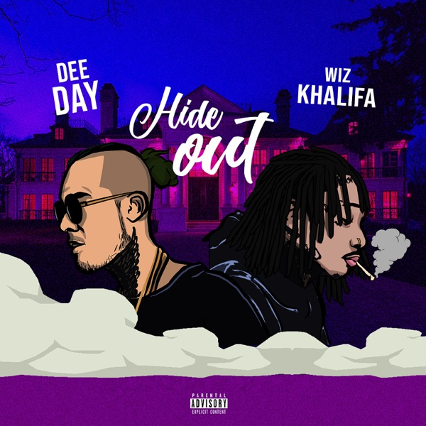 Hide Out (feat. Wiz Khalifa) - Single