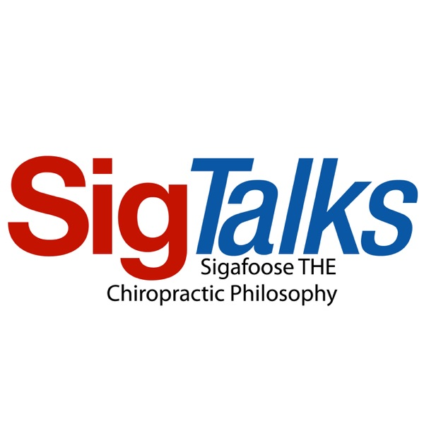 SigTalks: Sigafoose THE chiropractic philosophy