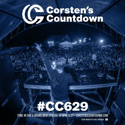 Corsten's Countdown 629 - Ferry Corsten