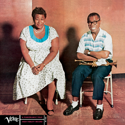 They Can't Take That Away from Me - Ella Fitzgerald & Louis Armstrong song