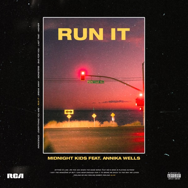 Run It (feat. Annika Wells) - Single