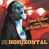 Samoa Wilson,Jim Kweskin Band - He Ain't Got Rhythm