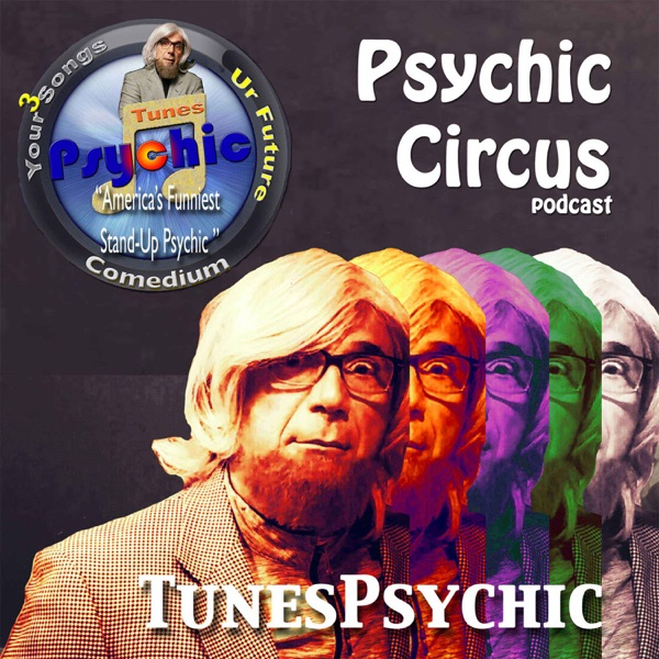 Psychic Circus w/ Dr. Lars Dingman  Motorcycle Mike & the Road Runner