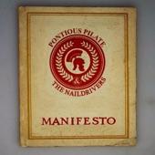 Pontious Pilate & the Naildrivers - Manifesto