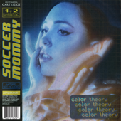 Soccer Mommy - color theory  artwork
