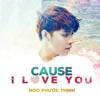Noo Phước Thịnh - Cause I Love You artwork