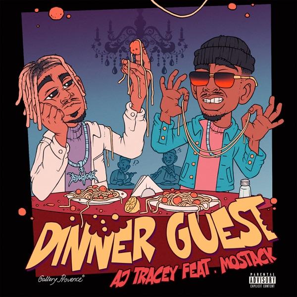 Cover art for Dinner Guest