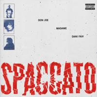 Don Joe, Madame & Dani Faiv - SPACCATO artwork