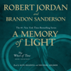Robert Jordan & Brandon Sanderson - A Memory of Light  artwork