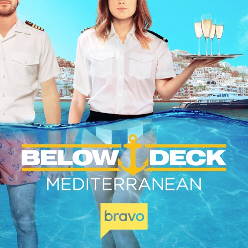 Below Deck Mediterranean, Season 5 movie poster