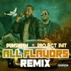 All Flavors feat Project Pat Remix Single