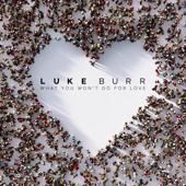 What You Won't Do For Love - Luke Burr