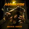 Annihilator - Ballistic, Sadistic Grafik