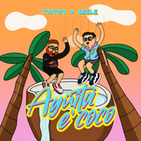 Totoy El Frio & Beele - Agüita E' Coco artwork