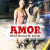 Otile Brown - Amor (feat. Jovial) artwork