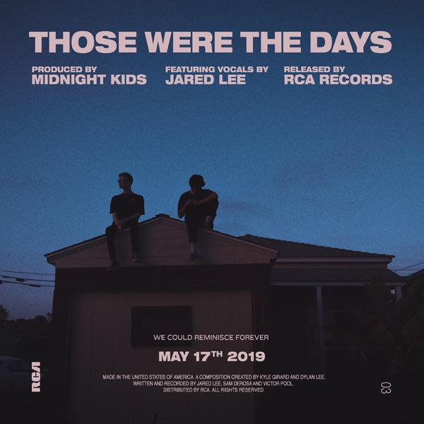 Those Were the Days - Single